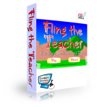 Fling the Teacher box